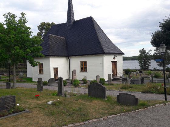 Die Djurö Kirche