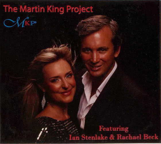 Rachael Beck and Ian Stenlake CD Cover
