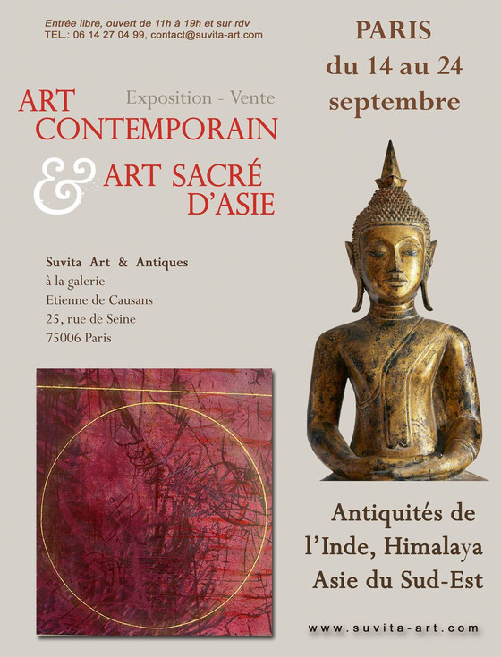 Asian Art Asie Contemporain Exposition