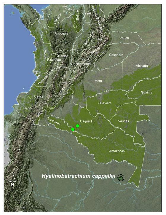 Registros publicados en Colombia