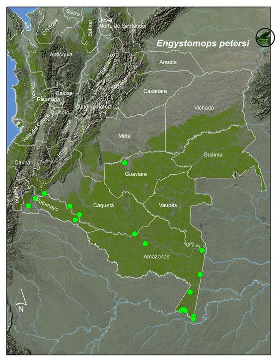 Lista Anfibios de Colombia