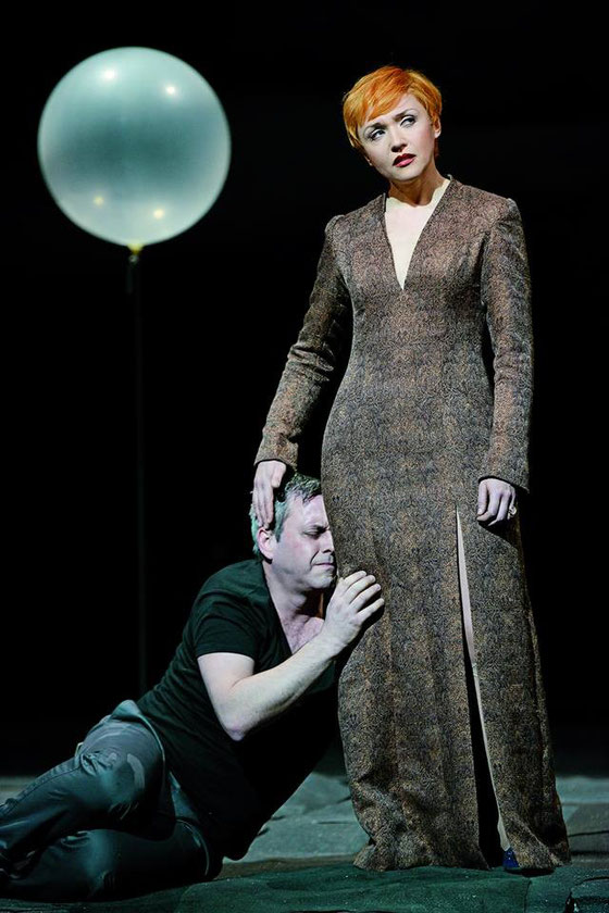 "P. Tschaikovsky ""Eugen Onegin"" 2014 (Tatjana) in Oldenburg"