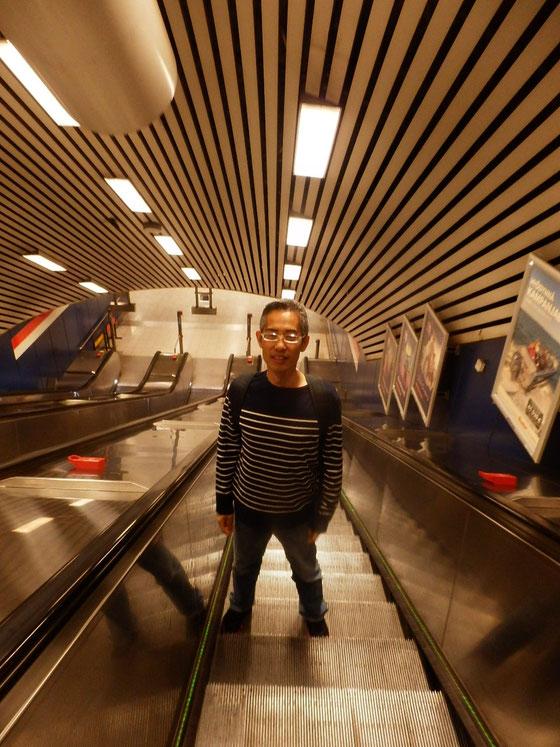 僕は地下鉄が好き