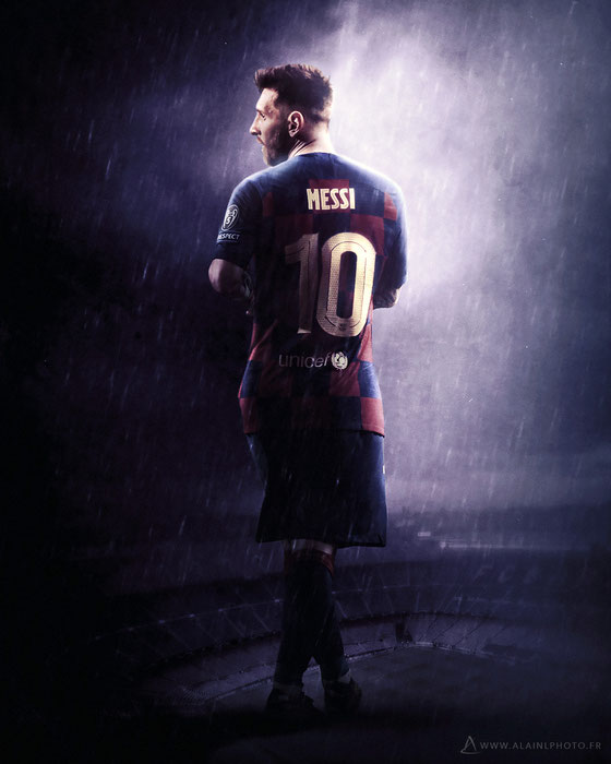 Lionel Messi, End of an era ? - FC Barcelone