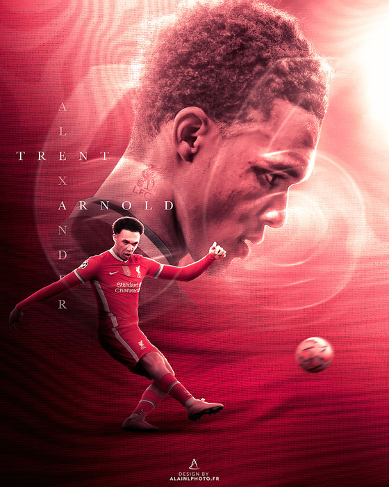 Young Player Portrait - Trent Alexander-Arnold