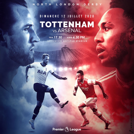 North London Derby - Tottenham vs Arsenal