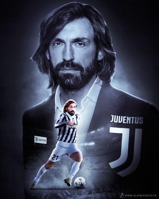 Mister Maestro, nouvel entraîneur de la Juve - Andrea Pirlo