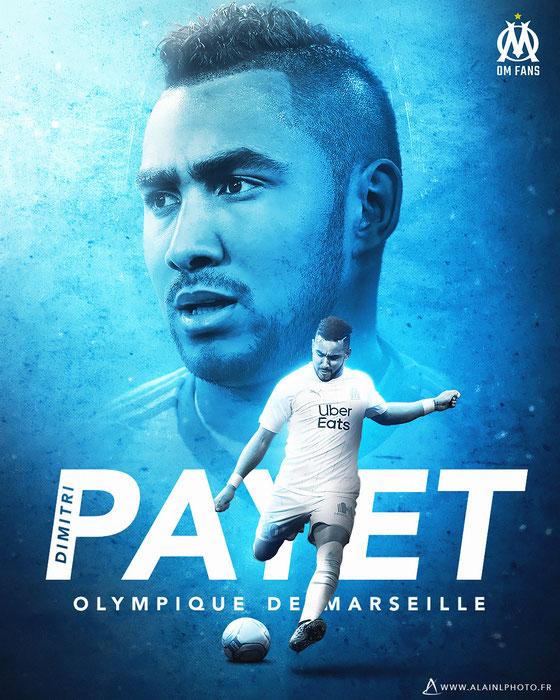 Dimitri Payet - Olympique de Marseille