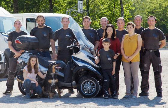 Das Team von Fenster-Fassaden Service