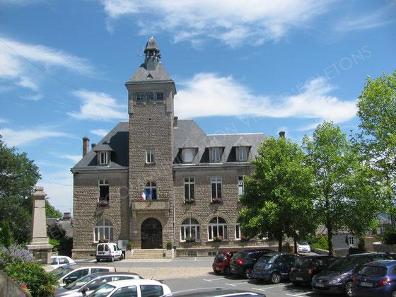 Hôtel de ville d'Egletons