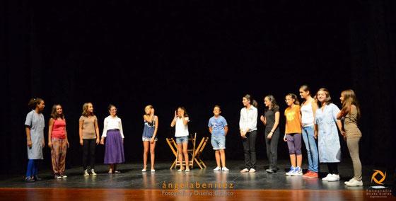 Grupo Ellos&Ellas, agosto 2012