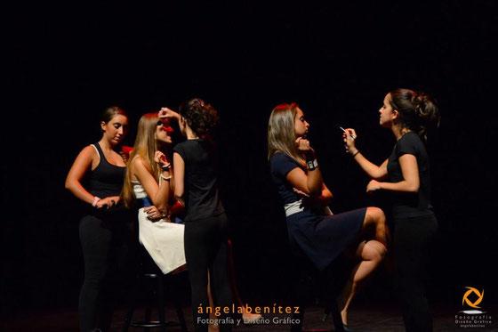 Adolescenti representada por el grupo Simprota 2.0, escrita y dirigida por Jose Aurelio Martín