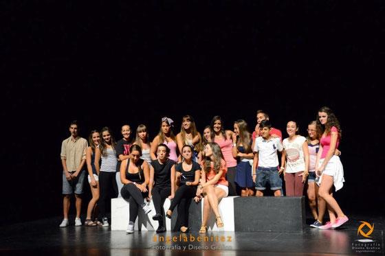Grupo Simprota 2.0, agosto 2012