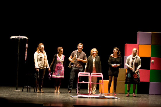 Grupo Sostén teatro