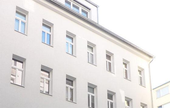 Haussanierung und Neubau