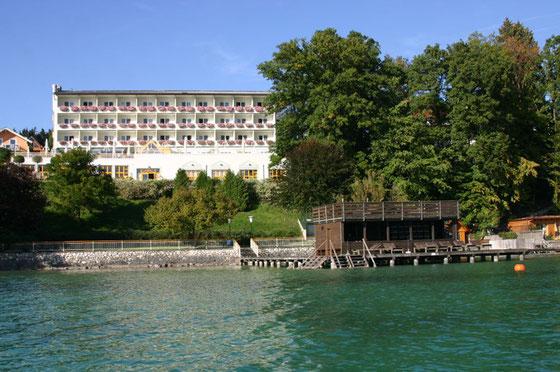 Architektenwettbewerb Hotel Attersee