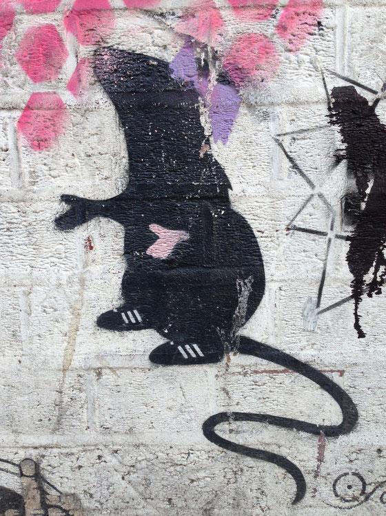 Streetart, Great Eastern Street, London