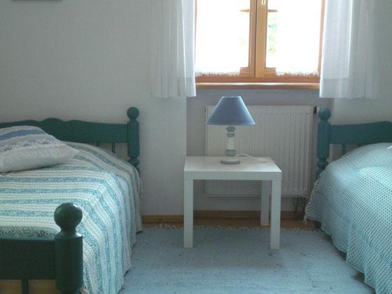 Wohnung OG, Schlafzimmer