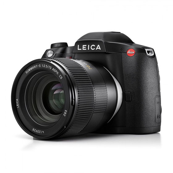 Leica S Medium format with 180mm