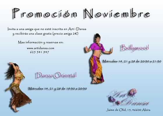 Promoción Noviembre A&D