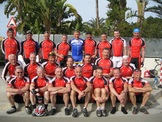 Trainingslager Mallorca