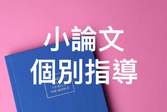 東京薬科大学小論文対策塾