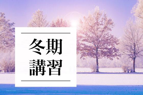 小論文塾の冬期講習(大学受験・高校受験)
