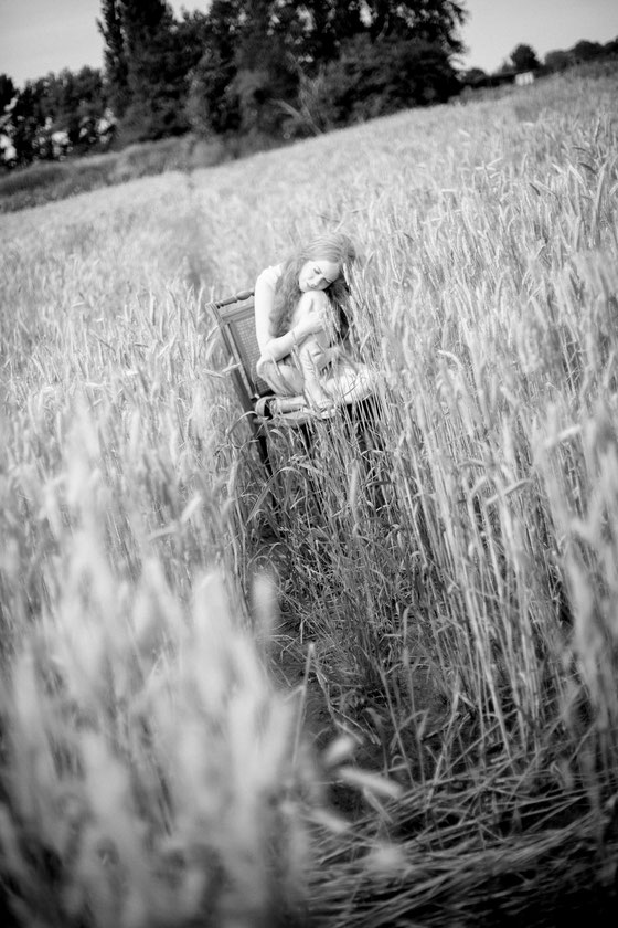 Fotograf Bremen,Fotograf Stuhr,Fotograf Delmenhorst, Fotograf Oldenburg, Hochzeitsfotos, Hochzeitsfotograf Bremen, Hochzeit, Kornfeld, Rothaarig, Sommer, Sabine Lange, Biene Photoart 1