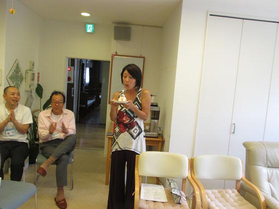 早苗先生おめでとうございます!!