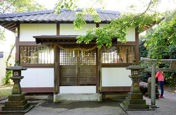 天草の性神 賽埜(さいの)神社