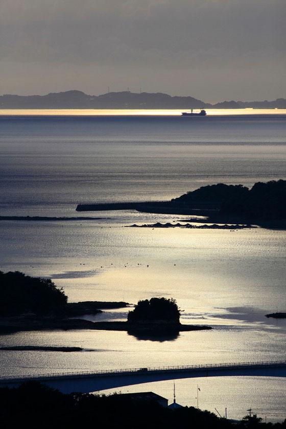 高舞登山の風景写真