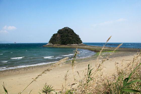 天草富士 高杢島写真