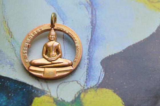 Münzsägewerk Katrin Thull | Thailand - Buddha
