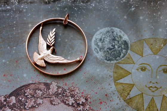 Münzsägewerk Katrin Thull | United Nations - Friedenstaube