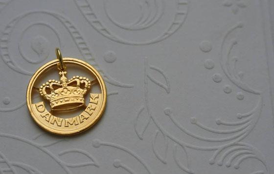 Münzsagewerk Katrin Thull | Dänemark - Krone