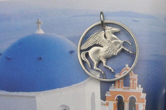 Münzsägewerk Katrin Thull | Griechenland - Pegasus