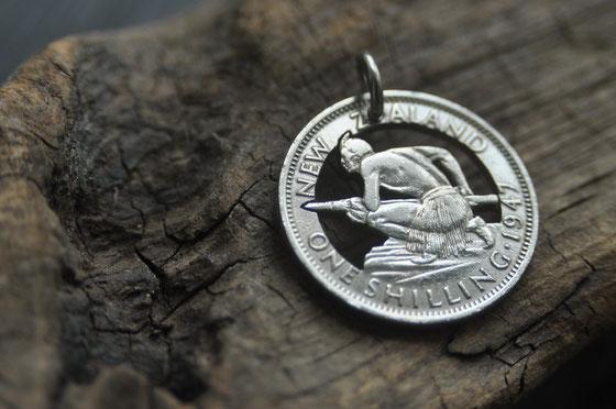 Münzsägewerk Katrin Thull | Neuseeland - Maori Krieger