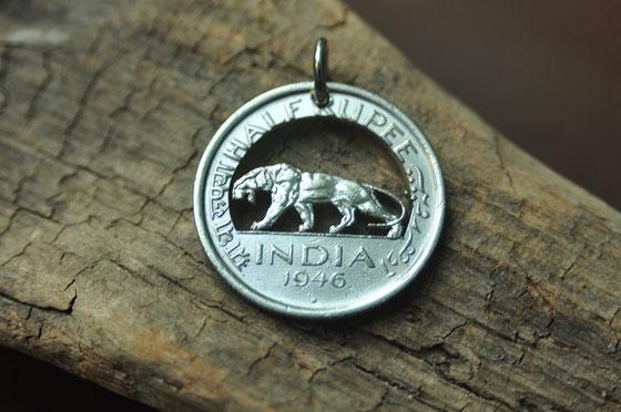 Münzsägewerk Katrin Thull | Indien - Tiger