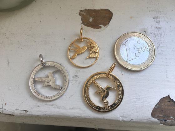 Münzsägewerk Katrin Thull | Kuba - Kolibri