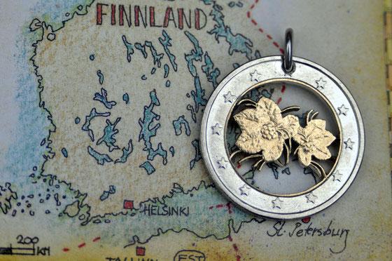 Münzsägewerk Katrin Thull | Finnland - Moltebeere