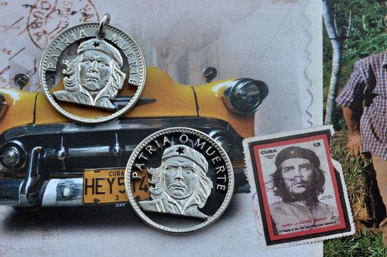 Münzsägewerk Katrin Thull | Kuba - Che Guevara