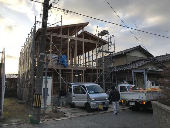 金沢市津幡町新築リフォーム