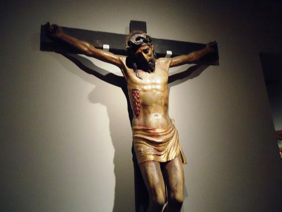 Жёлтый Христос - Поль Гоген