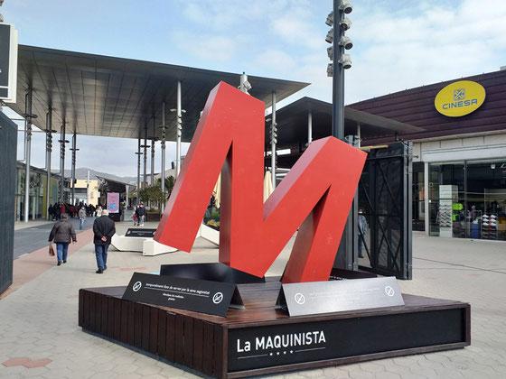 La Maquinista - торговые центры Барселоны