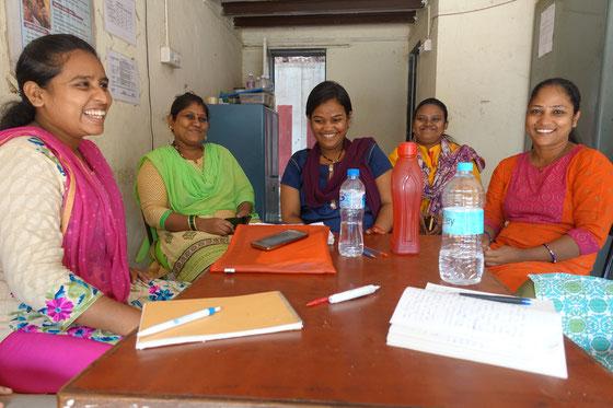 Pune, équipe SWABHIMAAN