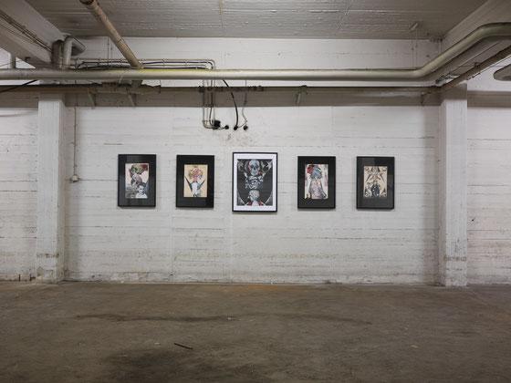 #untergrund, altes Frachtzentrum, Hagen, 2013, Foto: Benni Hermanni