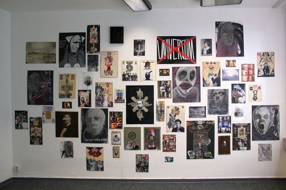 Atelier, 2016, Hagen