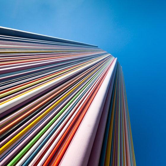 Colors #2: La Defénse (Copyright Martin Schmidt)