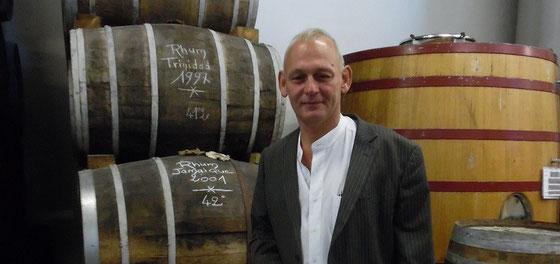 Rum Plantation Trnnidad - präsentiert von Ralf Zindel