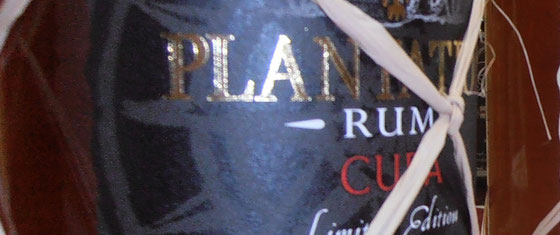 Plantation Rum Kuba - Foto Ralf Zindel